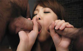 Big Swollen Dicks Destroyed Sweet Asian Face