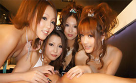 Expensive Escort Girls Fucking at a Bachelor Party