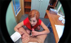 Medical Examination Turned Into Kinky Fucking